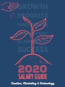 COVER OF 2020 SALARY GUIDE